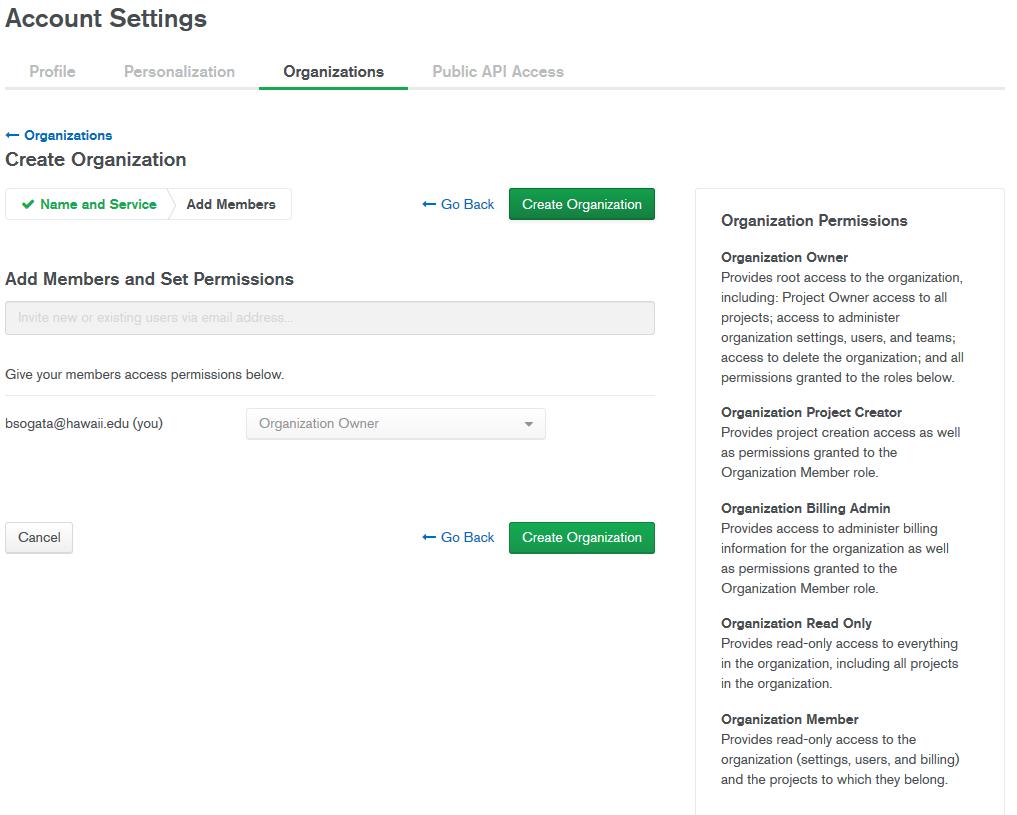 Step-by-step guide to MongoDB Atlas Setup | ICS 314, Spring 2019